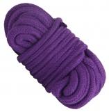 Cherry Banana Dare Purple Bondage Rope Cotton 10m