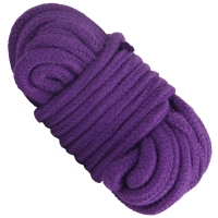 Cherry Banana Dare Purple Bondage Rope Cotton 10m