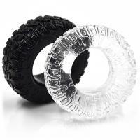Cherry Banana Rally Tyre Cock & Ball Rings 2 Pack