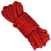 Cherry Banana Dare Red Bondage Rope Nylon 5m
