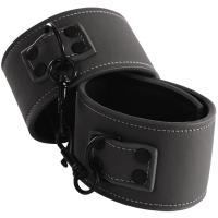 Renegade Bondage Black Wrist Cuffs