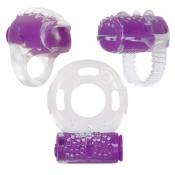 Ring True Vibrating Unique Pleasure Rings
