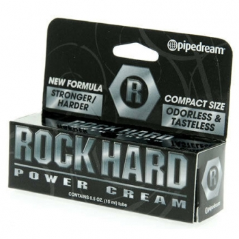 Rock Hard Power Cream For Men 15ml