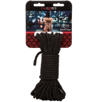 Scandal Black BDSM Rope 10m