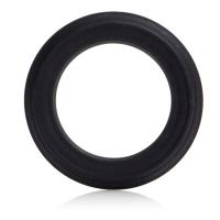 Adonis Silicone Ring - Caesar Black Cock Ring