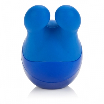 Body & Soul Connection Blue Vibrating Massager