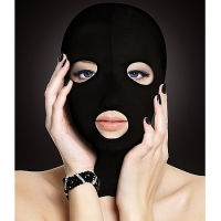 Ouch Black Subversion Mask