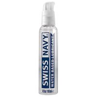 Swiss Navy Water Based Lubricant 118ml