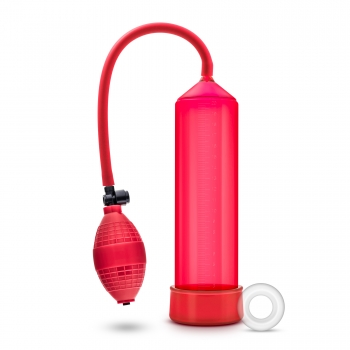 Performance 101 Starter Series Red Penis Pump