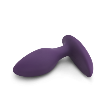 We-Vibe Ditto Remote & App Controlled Purple Butt Plug