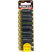 Wincell AA Super Heavy Duty Sex Toy Batteries 10 Pack