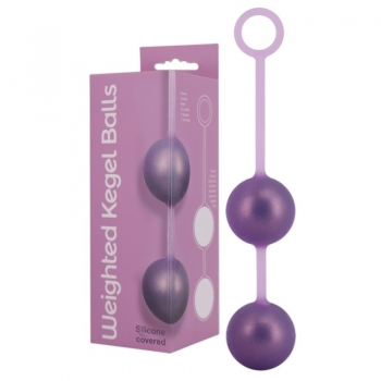Purple Weighted Kegel Balls