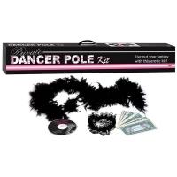 Pink Private Dancer Pole Kit
