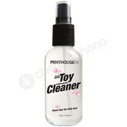 Penthouse Brand Spankin' Toy Cleaner 120ml