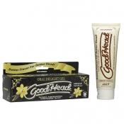 Goodhead French Vanilla Oral Delight Gel 118ml