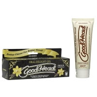 Goodhead French Vanilla Oral Delight Gel 118ml