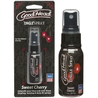 Goodhead Sweet Cherry Tingle Spray 29ml