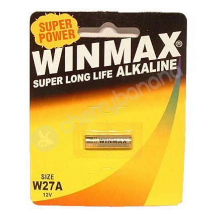Winmax W27A Alkaline Battery 1 Pack