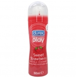 Durex Play Sweet Strawberry Lubricant 50ml