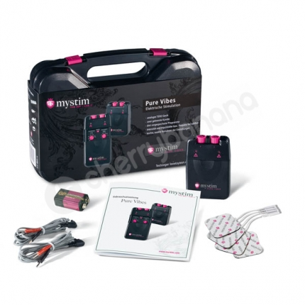 Mystim Pure Vibes E-Stim Power Unit