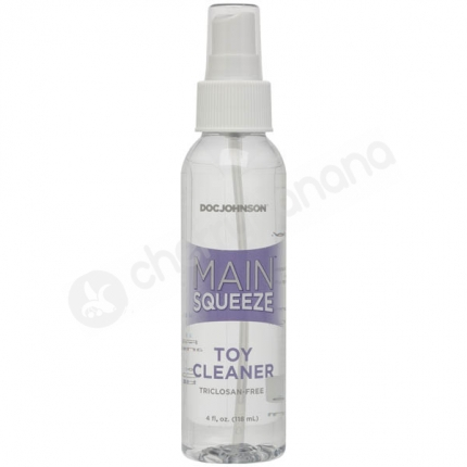 Main Squeeze Toy Cleaner 118ml