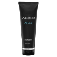 Wicked Jelle Water Based Anal Lubricant 240ml
