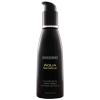 Wicked Aqua Sensitive Lubricant 118ml