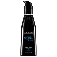 Wicked Aqua Chill Lubricant 120ml