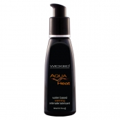 Wicked Aqua Heat Lubricant 60ml
