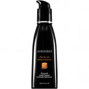 Wicked Aqua Salted Caramel Lubricant 60ml