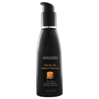 Wicked Aqua Salted Caramel Lubricant 118ml