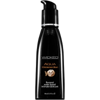 Wicked Aqua Cinnamon Bun Lubricant 60ml
