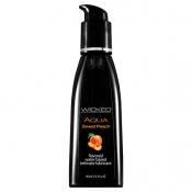 Wicked Aqua Sweet Peach Lubricant 60ml