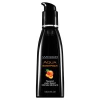 Wicked Aqua Sweet Peach Lubricant 118ml