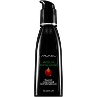 Wicked Aqua Candy Apple Lubricant 60ml