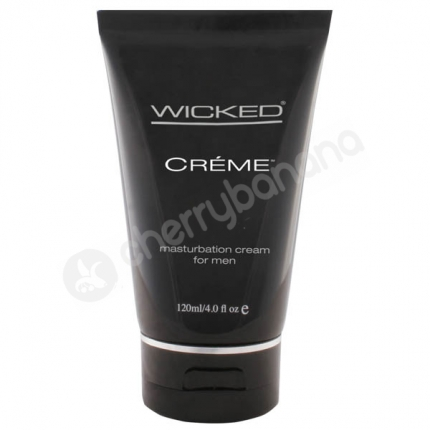 Wicked Creme Masturbation Cream For Men 120ml