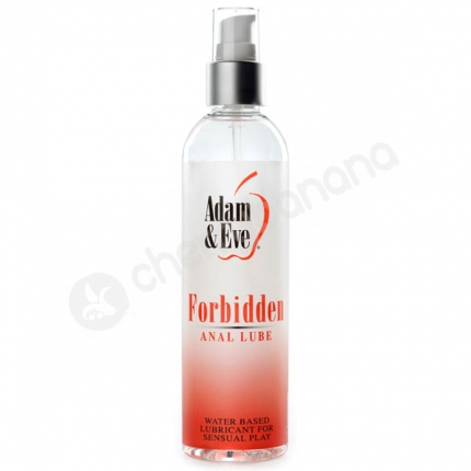 Adam & Eve Forbidden Anal Lube 237ml