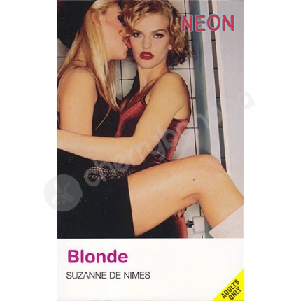 Blonde Erotic Novel