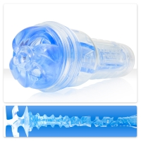 Fleshlight Turbo Thrust Blue Ice Blow Job Masturbator
