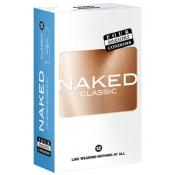 Four Seasons Naked Classic Regular Condoms 12 Pack