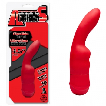 Aggress 2 Red Anal Vibrator