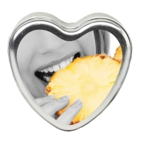 Pineapple Edible Massage Candle 113g