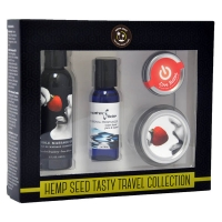 Hemp Seed Tasty Travel Collection Strawberry