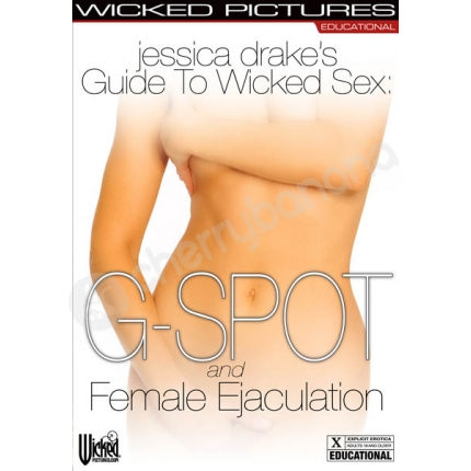 Guide To Wicked Sex: G-spot & Female Ejaculation DVD