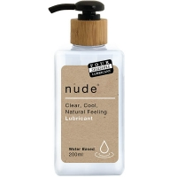 Four Seasons Nude Natural Lubricant 200ml