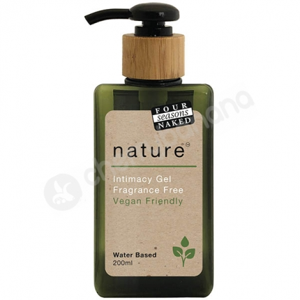 Four Seasons Nature Vegan Gel Lubricant 200ml