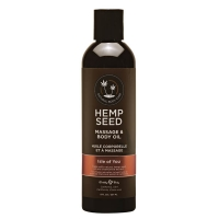 Hemp Seed Isle Of You Massage & Body Oil 237ml