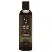 Hemp Seed Guavalava Massage & Body Oil 237ml