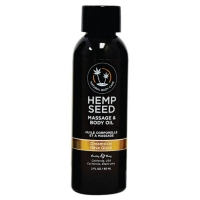Hemp Seed Dreamsicle Massage & Body Oil 60ml