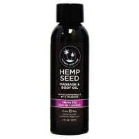 Hemp Seed Skinny Dip Massage & Body Oil 60ml